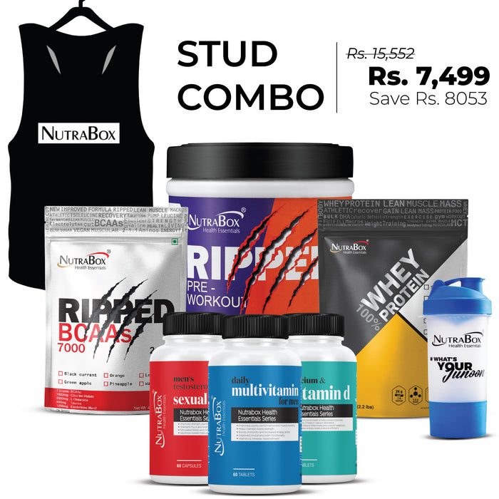 The Stud Combo - Nutrabox India
