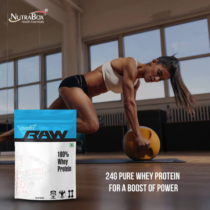 The NutraBox 10KG Raw Factor Combo - Nutrabox India