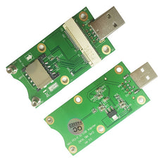 Mini PCI-E to USB Adapter card for LoRa concentrator