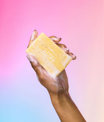 HELLO SUNSHINE SOAP