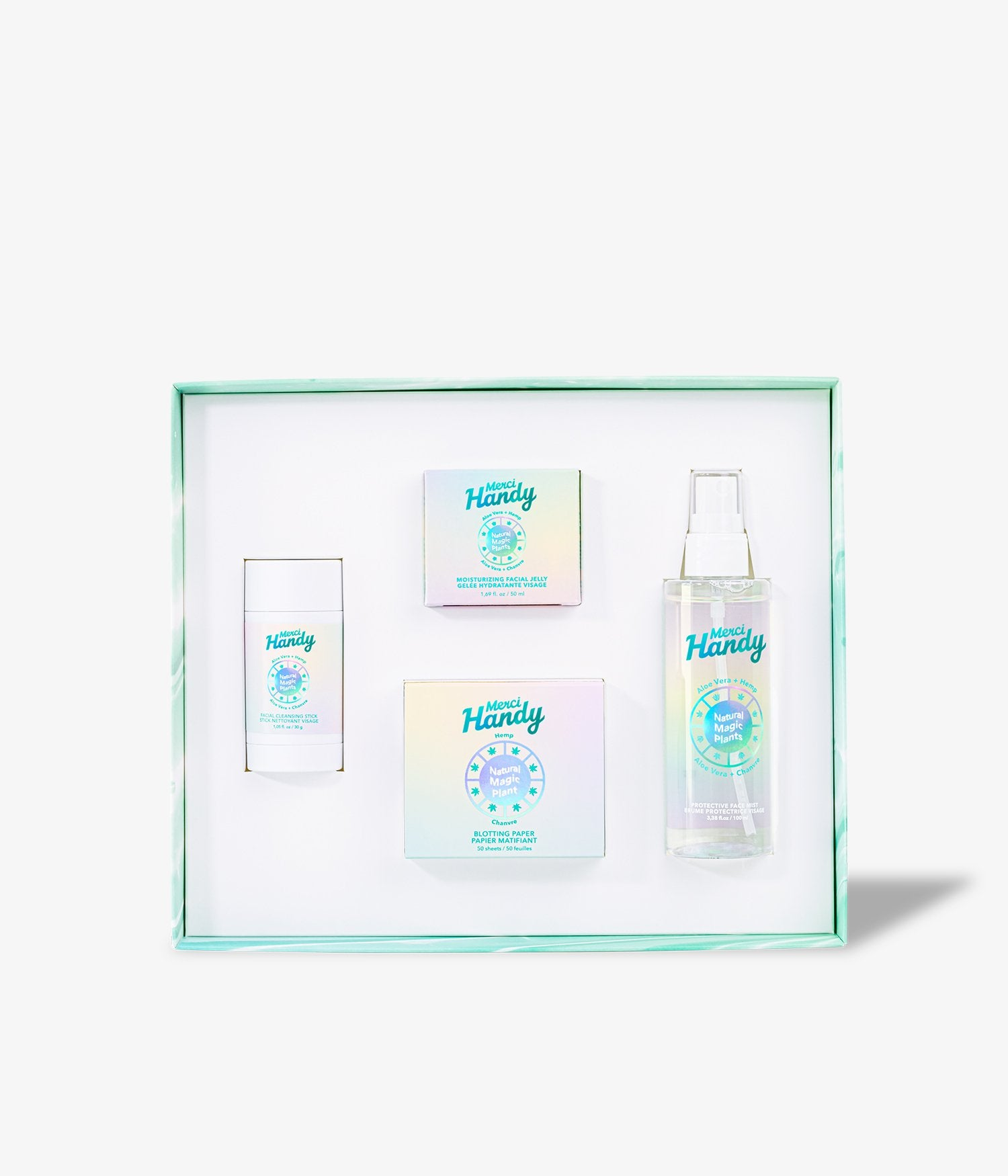 Magic Plants Skincare Set