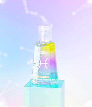 Pisces Hand Cleansing Gel