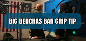 Big Benchas Bar Grip Tip