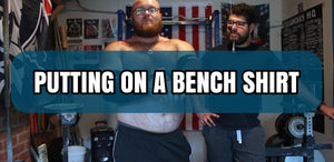 Putting On A Bench Shirt