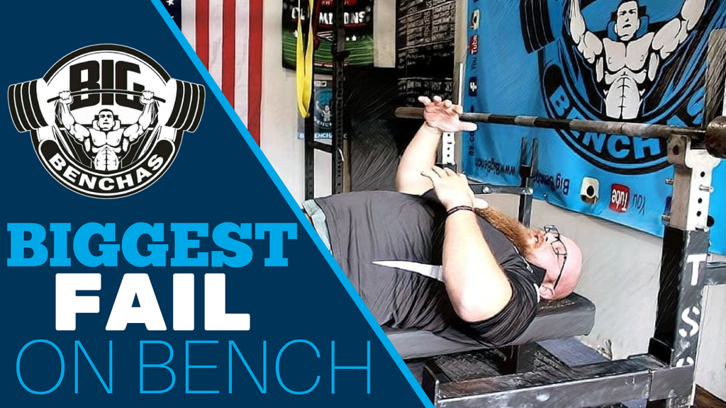 Biggest Bench FAIL