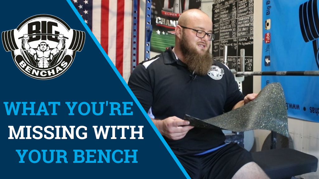 The Secret That's Missing In Your Bench Press