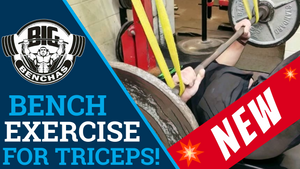 Exercise For Bigger Triceps!