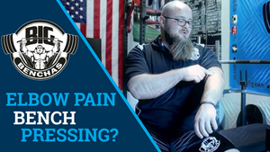 Elbow and Bicep Pain Bench Pressing (How To Avoid)