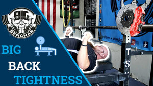 Build a Bigger Bench Press with Your Back Tension