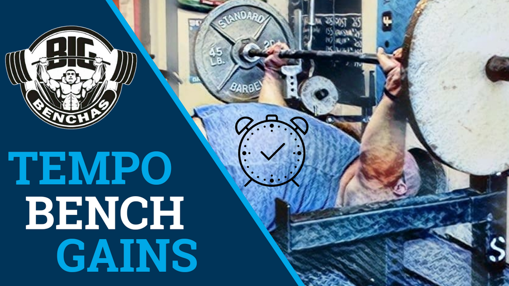 Tempo Benching For Faster Gains!