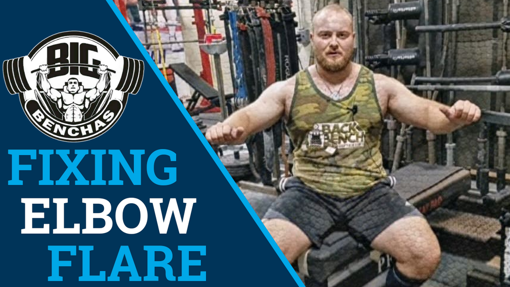 Fix Elbow Flare In The Bench For Good!