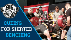 Training Cues For Shirted Powerlifting Bench Press