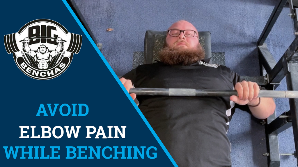 Avoid Elbow Pain While Benching