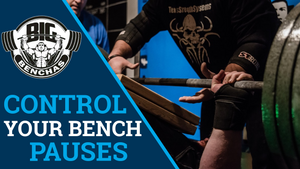 How To Have Better Control With Your Bench Press
