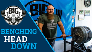 Head Down In The Bench Press