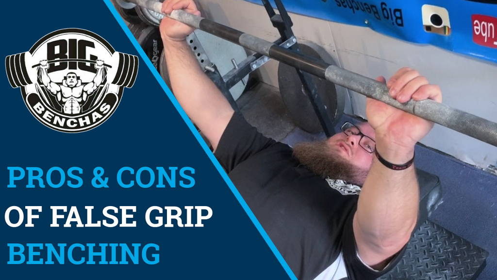 Pros and Cons of False Grip Benching (aka Suicide Grip, Thumbless Grip)