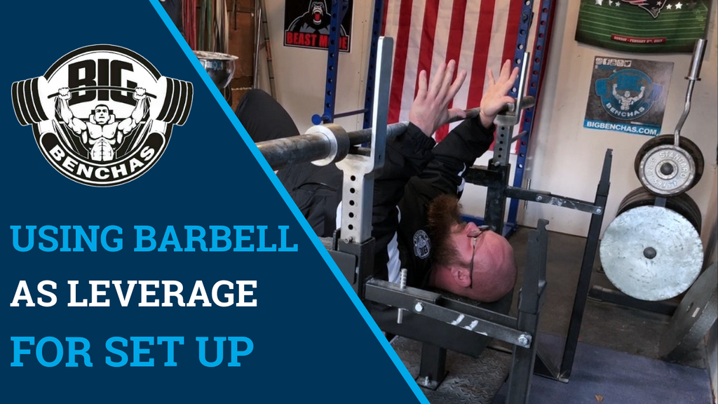 Bench Press Set Up Tip To Maintain Better Arch
