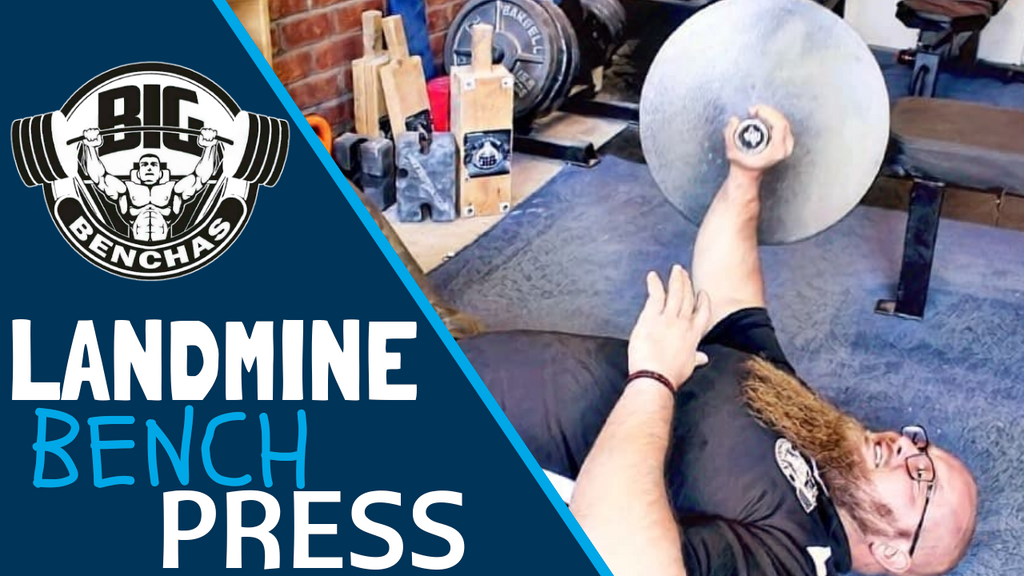 Landmine Bench Press