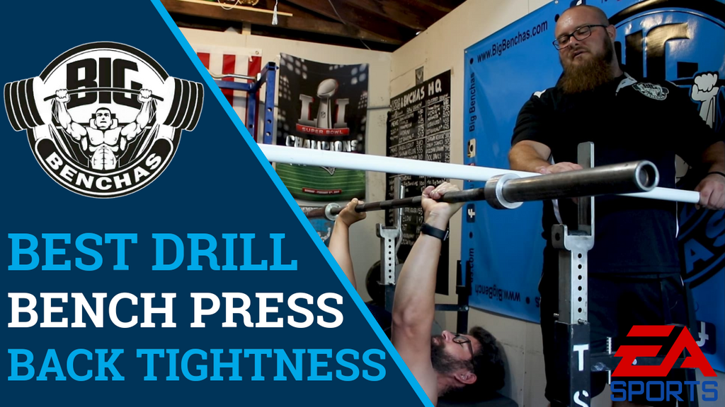 Best Drill For Bench Press Technique!