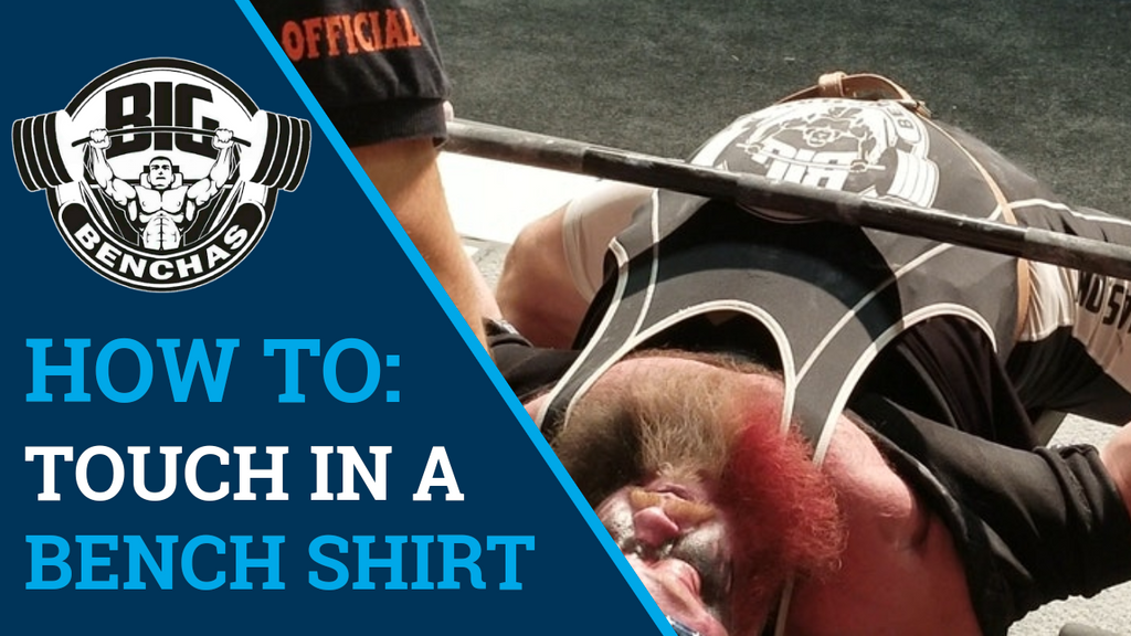 How To Touch In A Bench Shirt