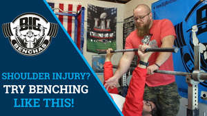 Shoulder Injury? Try Benching Like This!