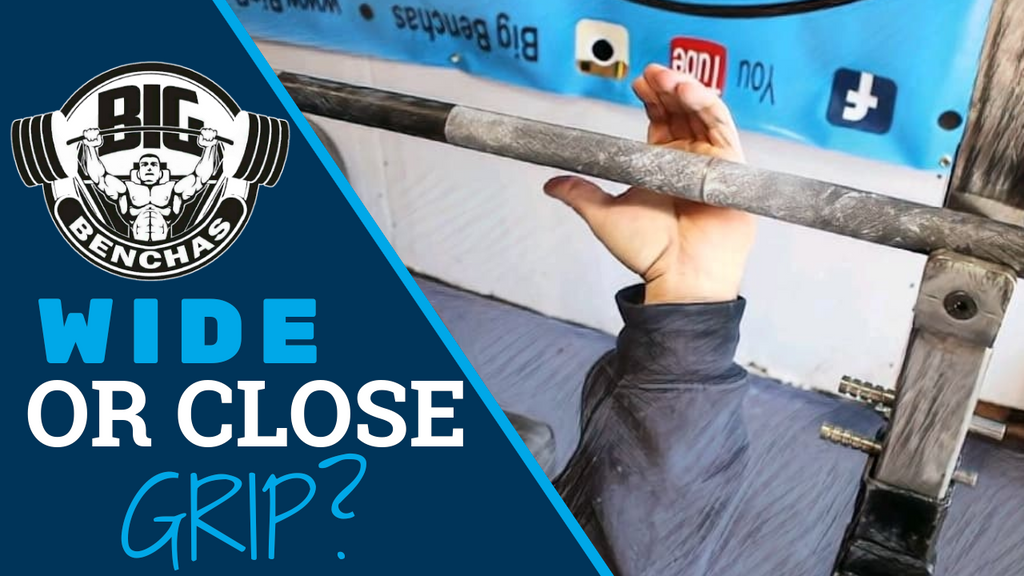 Should I Bench Press Wide Or Close Grip?