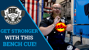 Get Stronger With This Bench Cue!