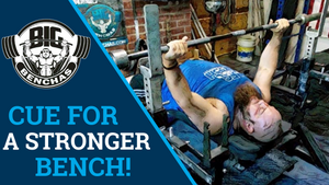 Cue For A Stronger Bench And Zero Shoulder Pain!