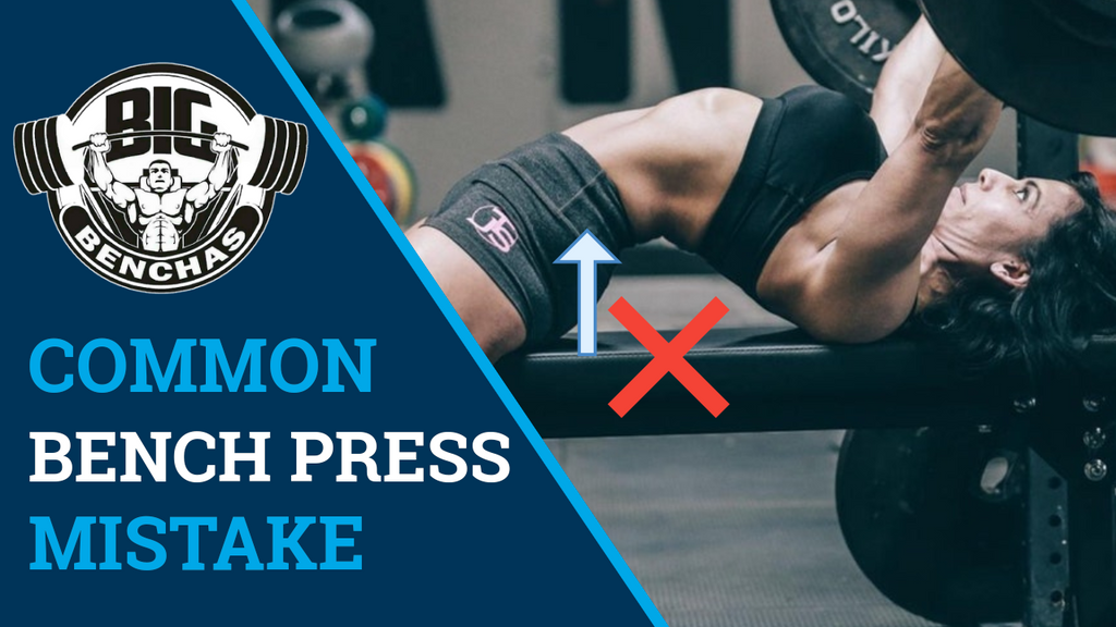 Common Bench Press Mistake