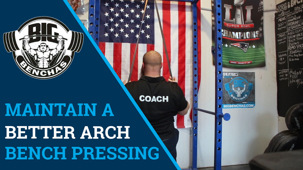 Maintaining A Better Arch On The Bench