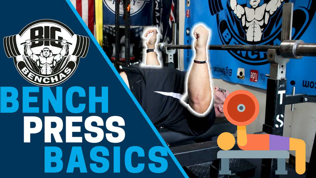 Bench Press Basics for Beginner Powerlifters