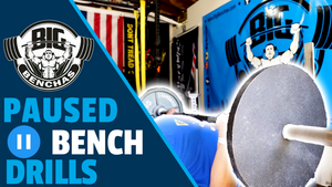 Bench Press Sticking Point Drill (Stop Getting Stuck off the Chest!)