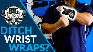 Should You Bench With Wrist Wraps?