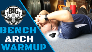Increase Your Bench Arch with This Quick Drill
