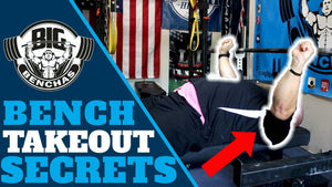Common Bench Press Mistake (Takeout Fix)