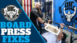 Fix These Common Board Press Mistakes!