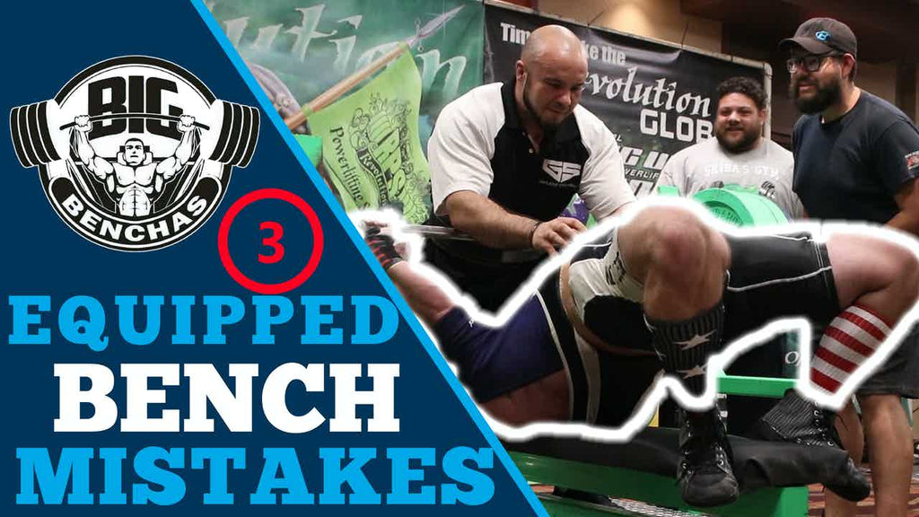 3 Biggest Shirted Bench Mistakes