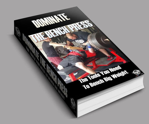 Dominate the Bench Press eBook - Big Benchas