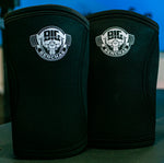Big Benchin' Elbow Sleeves (Black) - Big Benchas