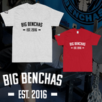 Big Benchas Athletic (T Shirt) - Big Benchas