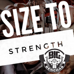 Size to Strength 8 Week Bench Program