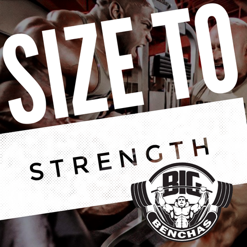 Size to Strength 8 Week Bench Program - Big Benchas