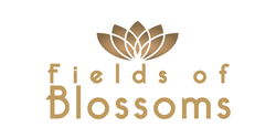 Fields of Blossoms Wholesale Luxury Roses Logo
