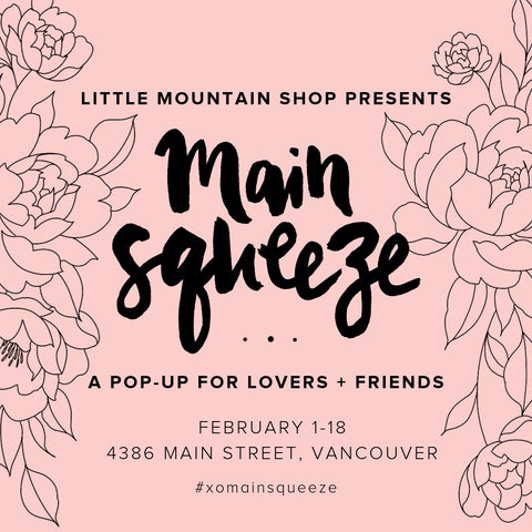 pop up event Vancouver