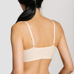 comfortable and breathable wireless bra