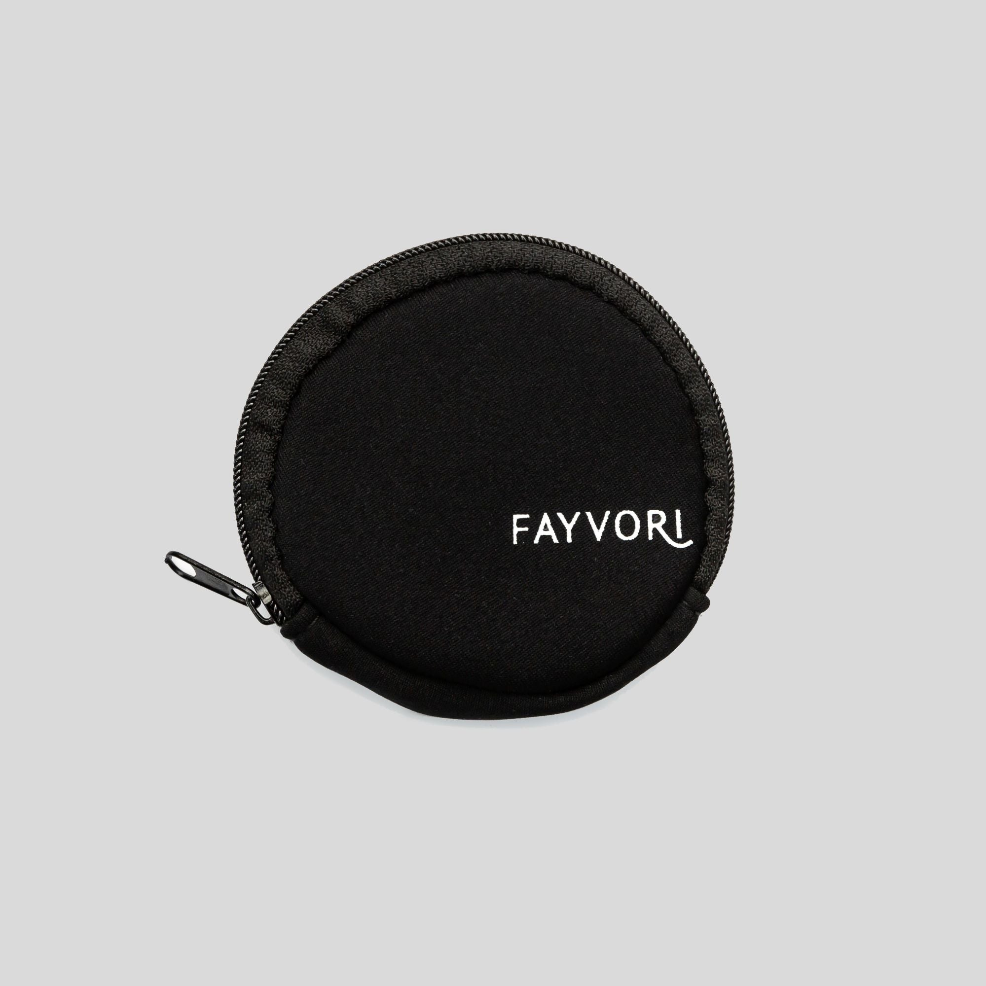 round travel case