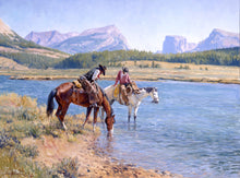 Green River Riders