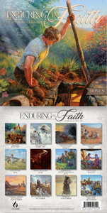 Enduring in Faith - 2021 Calendar