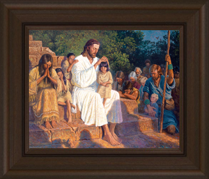 Christ Blessing the Little Children