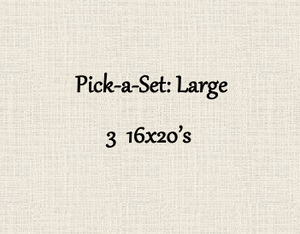 Pick-a-Set: Large